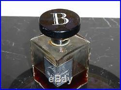 Vintage Jolie Madame Pierre Balmain Perfume Bottle 4 Fl Oz 4 Tall