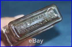 Vintage LALIQUE France Molinard De Parfum 2 Oz 60 ml Perfume Bottle Original Box