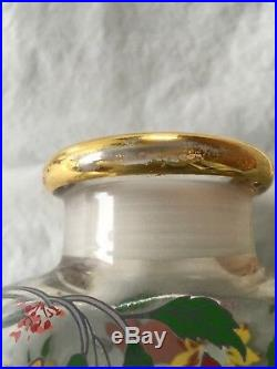 Vintage Laura Ashley Factice Display No. 1 Perfume Bottle France Huge 13in