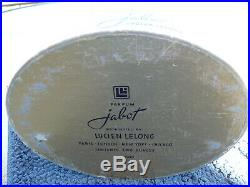 Vintage Lucien Lelong Jabot 2 oz. Perfume Bottle sealed with Box