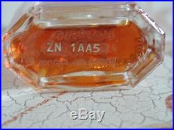 Vintage New Very Rare Guerlain Chant D'aromes 7,5 Perfume Bottle Sealed Parfum