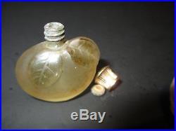Nina Perfume Lalique Fille Apple Vintage Bottle D'eve Miniature Ricci 9EIH2DW
