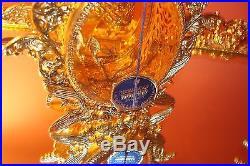 Vintage Pair Matsonstylebuilt Art Deco Perfume Bottlemint New In Boxmint Bea