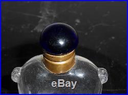 Vintage Paul Poiret Rosine Nuit De Chine Empty Perfume Bottle Very Rare
