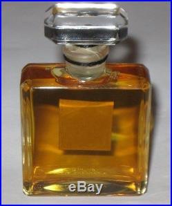 Vintage Perfume Bottle Chanel Coco Bottle/Box 14 ML 0.47 OZ Sealed/Full