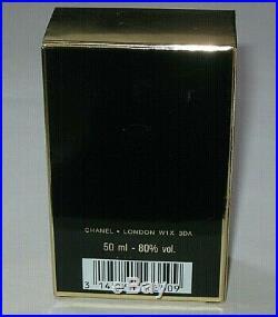 Vintage Perfume Bottle Chanel Coco Bottle/Box 50 ML 1.7 OZ EDP, Unused, 3/4 Full