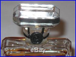 Vintage Perfume Bottle Chanel No 5 Bottle Sealed 1/2 OZ 15 ML 3/4 Full