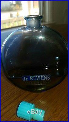 Vintage Perfume Bottle Lot Lalique 4 Hearts Lay Down Capricci Worth
