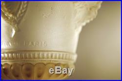 Vintage R Lalique Bouquet De Faunes Guerlain Paris Perfume Bottle