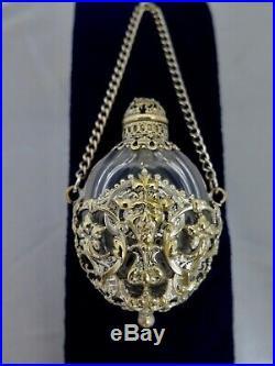 Vintage & Rare Chatelaine Perfume Accessory