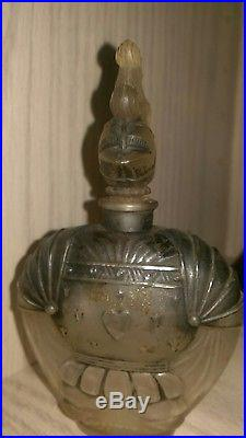 Vintage perfume bottle lot Ciro Collection Chevalier Surrender Horizons etc