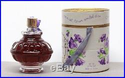 Violettes de Toulouse Berdoues France 3 Vintage Bottles of Perfume
