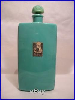 Vougay Nuit De Mai Flacon Parfum Cristal De Nancy 1925 Vintage Perfume Bottle